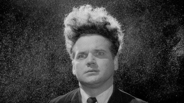 "Jack Nance i David Lynchs ""Eraserhead""."