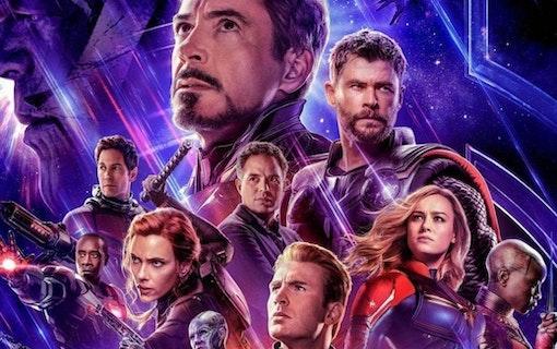 Avengers går om Titanic