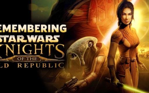 EXTRA: Disney arbetar på Knights of the Old Republic-film