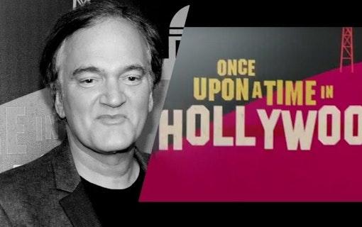 Quentin Tarantinos Once Upon a Time in Hollywood är klar och visas på Cannes