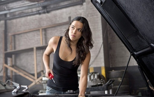 Michelle Rodriguez tillbaka i Fast and Furious 9