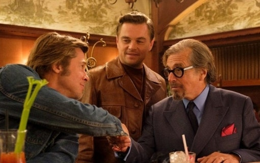 Once Upon a Time in Hollywood gör succé