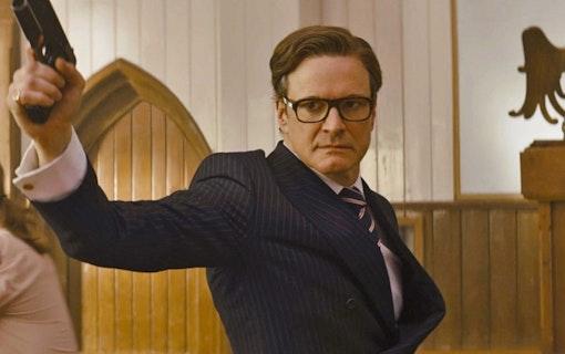 Colin Firth spelar spion i ny film om Andra världskriget