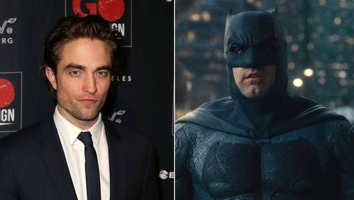 KLART: Robert Pattinson blir Batman