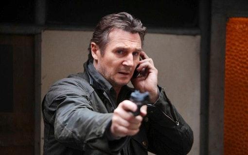 Liam Neeson fortsätter göra action