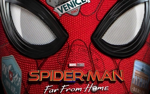Ny poster till kommande Spider-Man: Far From Home
