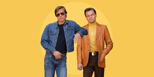 Se längre trailer till Tarantinos Once Upon a Time in Hollywood