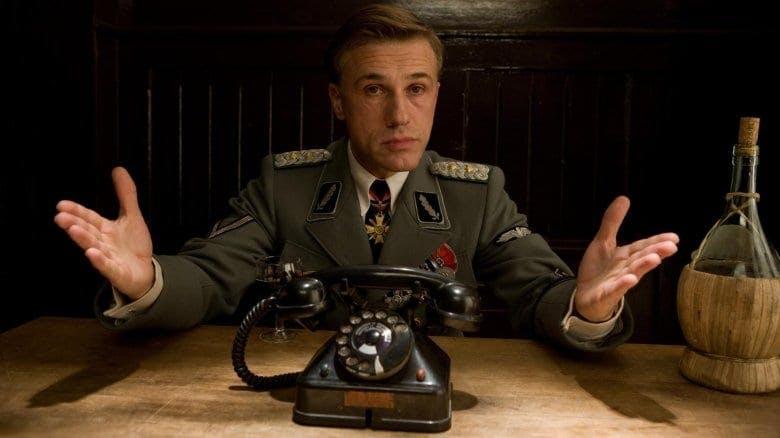 Christoph Waltz som Hans Landa.