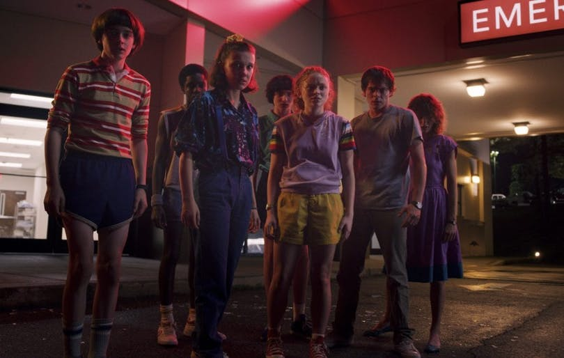 """Tredje säsongen av """"Stranger Things"""" har premiär 4 juli."""
