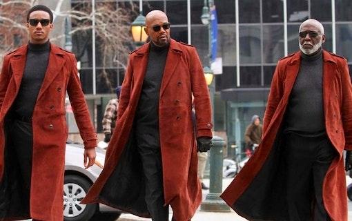 70-årige Samuel Jackson tuffare än någonsin i nya Shaft