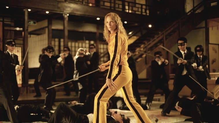 Uma Thruman i Kill Bill