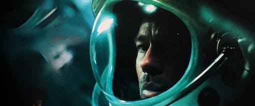 """Snart premiär för Brad Pitts """"Ad Astra"""""""