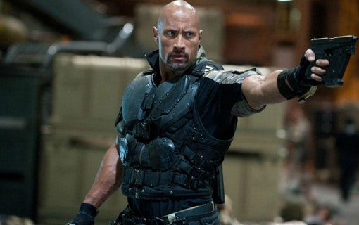 Dwayne Johnson lämnar Fast and Furious