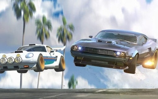 Animerad Fast and Furious serie till Netflix