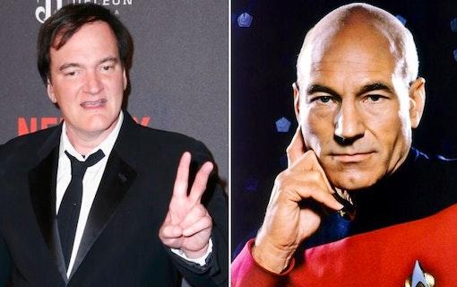 Tarantino bekräftar: Arbetar på ny Star Trek film