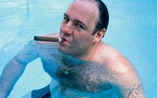 Tony Sopranos hus till salu