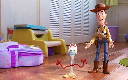 Woody i Toy Story 4
