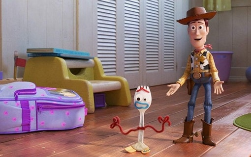 Woody i Toy Story 4