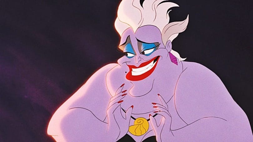 Ursula i Lilla sjöjungfrun. Nu sägs det att vi ska få se Melissa McCarthy som Ursula.