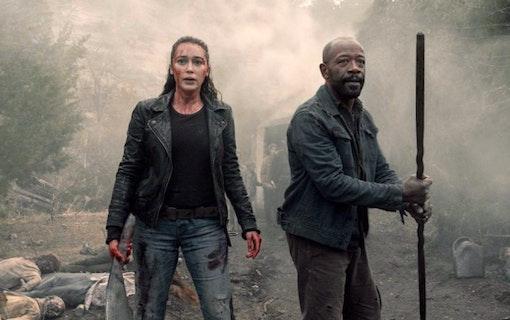 Fear the Walking Dead säsong 5