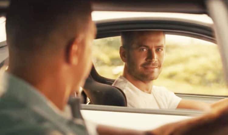 Paul Walker i Furious 7