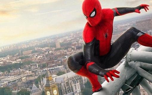 Jon Watts regisserar även Spider-Man 3