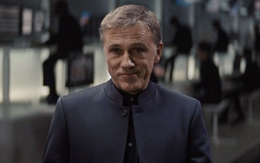 Christoph Waltz återvänder som Blofeld