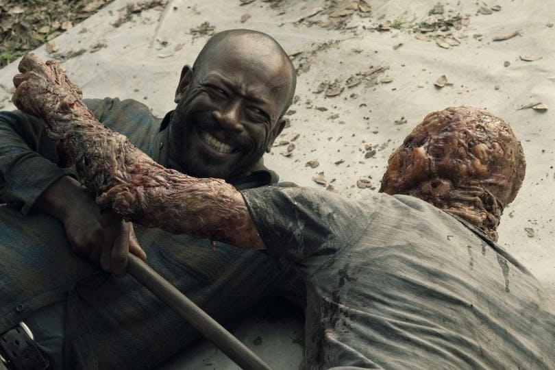"Lennie James i ""Fear the Walking Dead""."