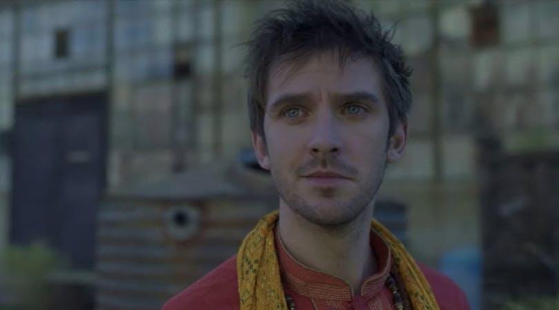 """Dan Stevens som David Haller i """"Legion""""."""