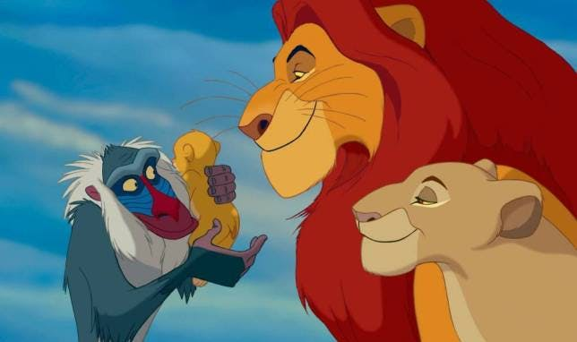 Lejonfamiljen