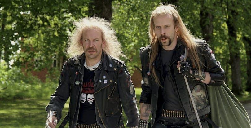 Rullar som rockar – Filmer om rock och metal!