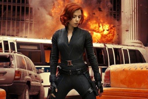 Första postern till Black Widow släppt