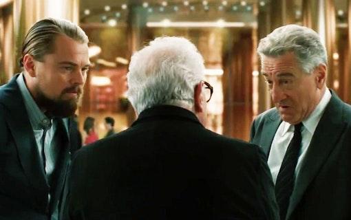 Uppgifter: De Niro och DiCaprio gör första Scorsese filmen tillsammans