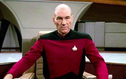 Ny Star Trek serie med Patrick Stewart