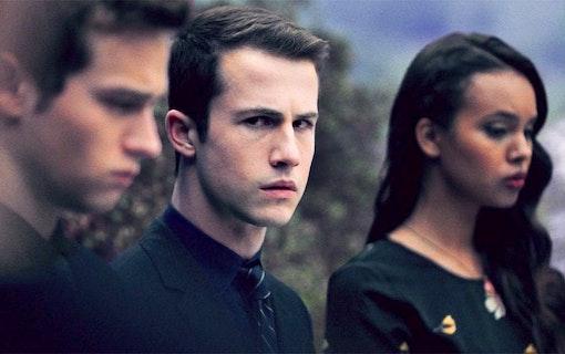 """Konceptbild för Netflix serien """"13 skäl varför"""" säsong 3"""