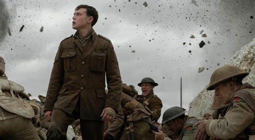 Se gastkramande trailer till krigsfilmen 1917