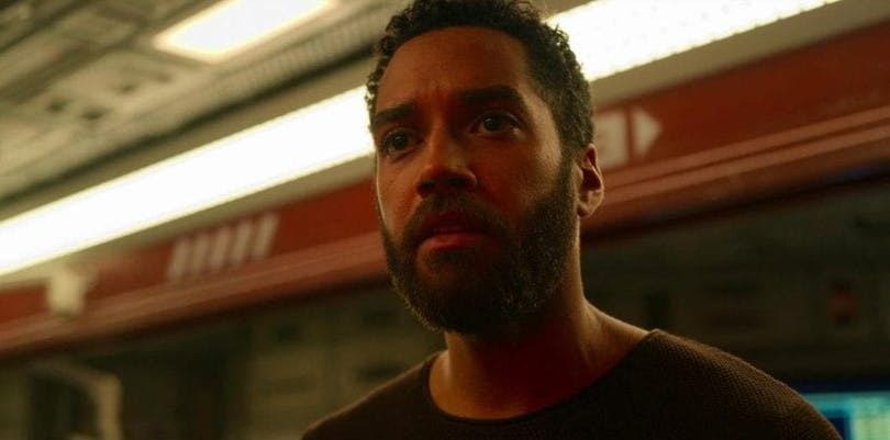 "Samuel Anderson i ""Another Life""."
