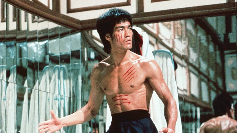 Bruce Lee i Enter the Dragon
