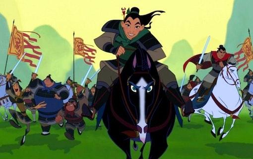 Barndomsfavoriter – Håller verkligen Mulan idag?