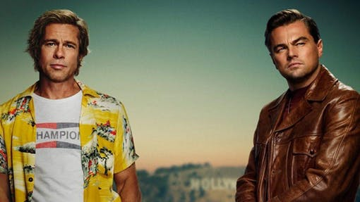 """Konceptbild för """"Once Upon a Time in Hollywood"""""""