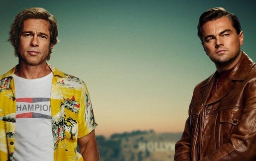 "Konceptbild för ""Once Upon a Time in Hollywood"""