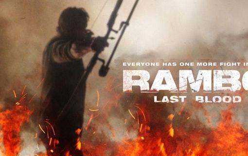 Sista Rambo-filmen postproducerad i Göteborg – Rambo: Last Blood