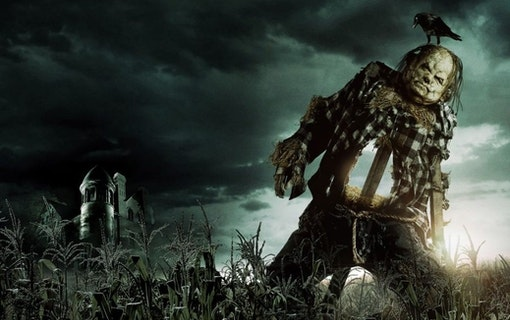 "Bild från ""Scary Stories to Tell in the Dark"""
