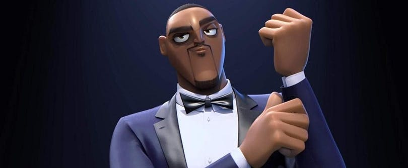Stillbild ur Spies in Disguise.