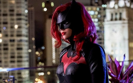Batwoman –den första lesbiska superhjälten med egen serie