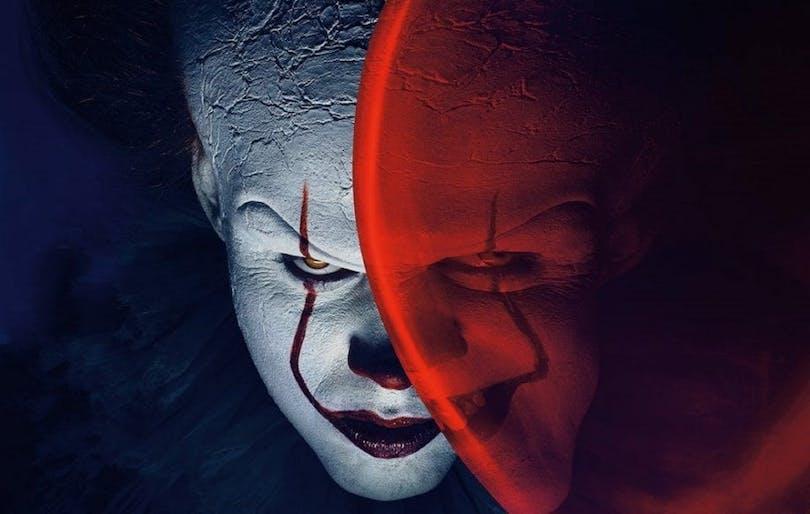 Clownen är ett av många ikoniska skräckmonster. På bilden Bill Skarsgård som clownen Pennywise i filme Det.
