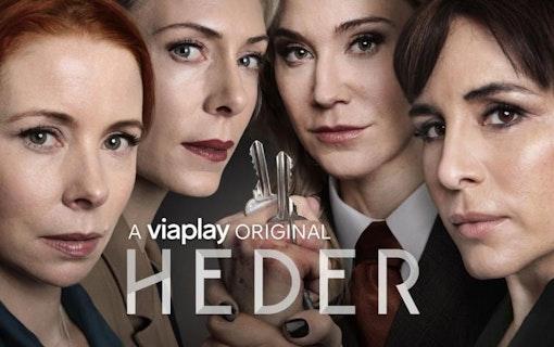 """Alexandra Rapaport om """"Heder"""""""