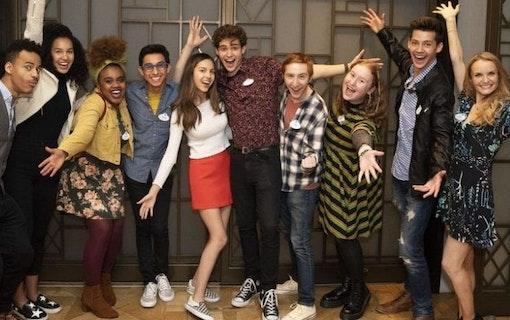 High School Musical: The Series släpps på Disney+