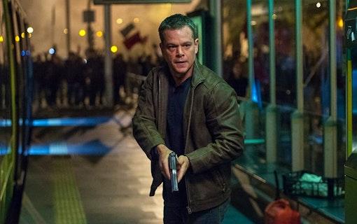 Ny Bourne film på gång