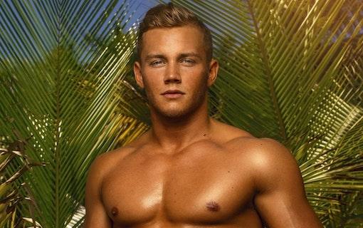 Jesper Bengtsson är taggad på Paradise hotel 2019